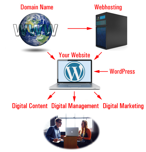 Hosting & Website Management