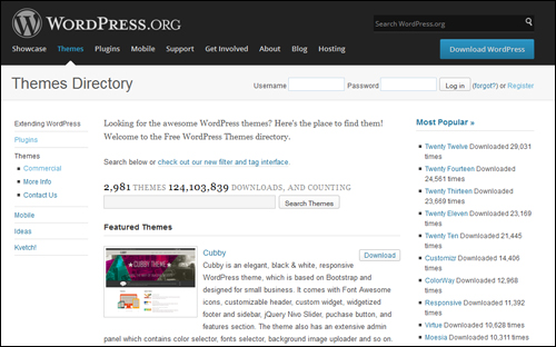 WP Themes - An Introduction