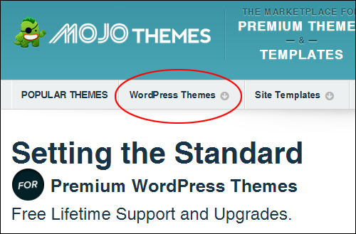 Mojo - directory premium WordPress themes