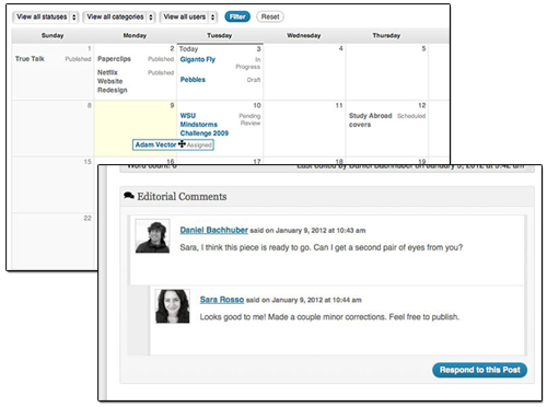 Edit Flow - Editorial plugin for WordPress