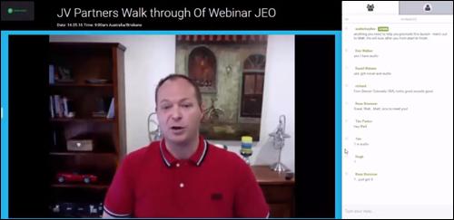 Webinar Jeo - Camera Mode