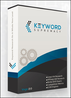 Keyword Supremacy - SEO Keyword Research Tool