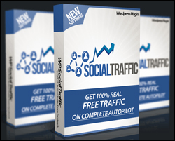 WP Social Traffic - Facebook Traffic Automation