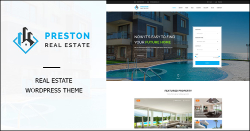 Preston Theme For WordPress