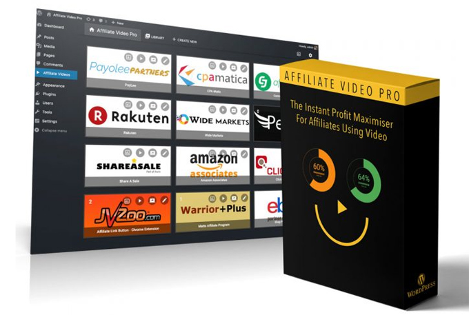 Affiliate Video Pro - Generate Affiliate Revenue Using YouTube Videos