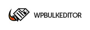 WPBulkEditor