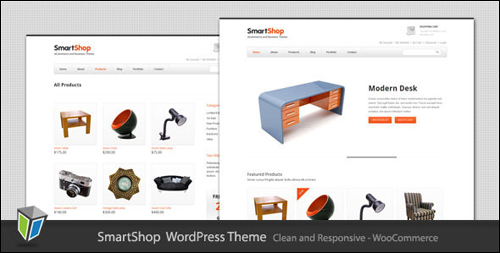 SmartShop e-Commerce WP Theme