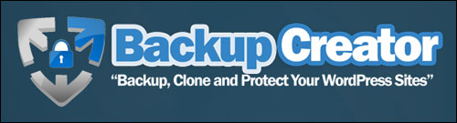 Backup Creator - Backup, Duplicate And Keep Your WP Web Sites Protected