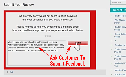 Power Online Reviews - Easy Client Feedback Management For WordPress