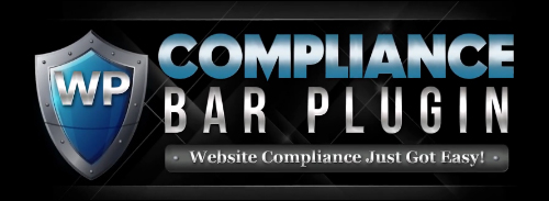 Compliance Bar Plugin - WordPress Plugin For Website Compliance