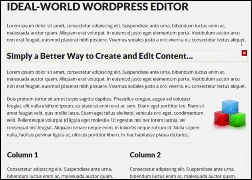 Thrive Content Builder - WordPress Click-To-Edit Drag And Drop Content Builder