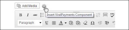 WPViralPayments shortcode