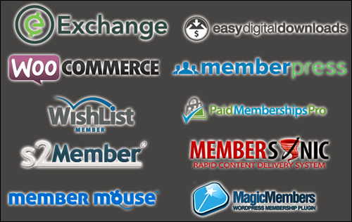eCommerce And Membership Site Integration