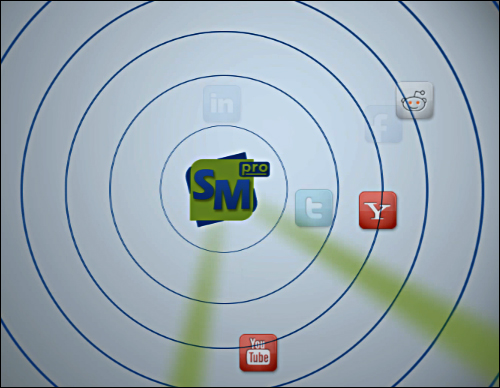 SocialMetricsPro actively monitors social signals from the social sites that you care most about!