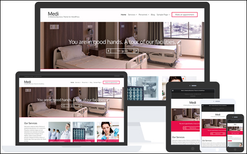 Medi - WordPress Theme