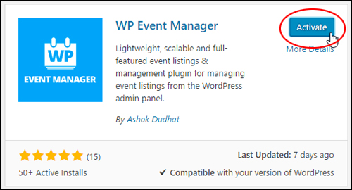 How To Create An Event Listing Website With WordPress ...