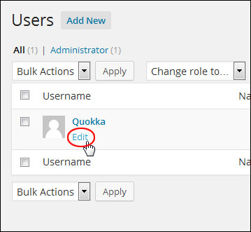 How To Change Your WP Admin Username