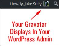 Using WordPress Gravatars
