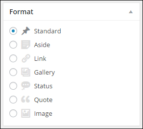 Post Format Module