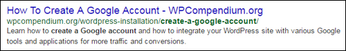Improve WordPress SEO for better results on Google
