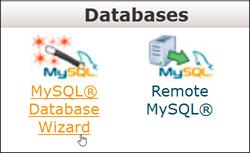 How To Create A WordPress MySQL Database