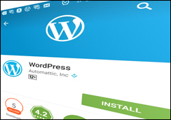 Using The WordPress Mobile App