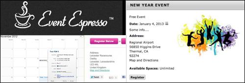 Event Espresso - Event Management Plugin for WordPress