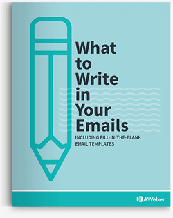 Free Email Marketing Guide - What To Write In Your Emails