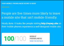 How To Optimize Your WordPress Site For Mobile Using Google TestMySite