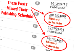 How To Schedule WordPress Posts For Publishing At A Later Date