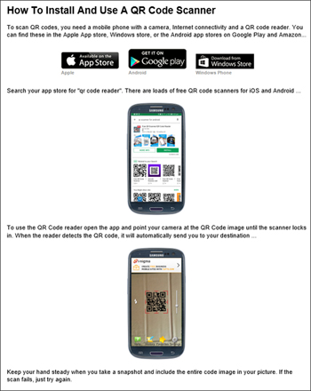 How To Install And Use QR Code Scanners