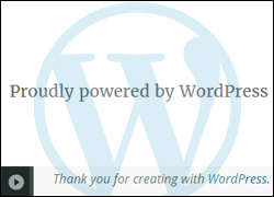 Learn How To Use WP