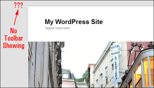 Your WordPress Control Area - A Tutorial