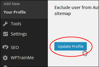 How To Change Your WordPress User Profile And Personal Settings