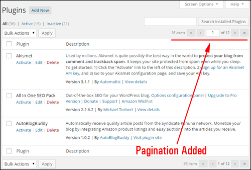 How To Upgrade And Delete Plugins Inside The WP Admin Dashboard