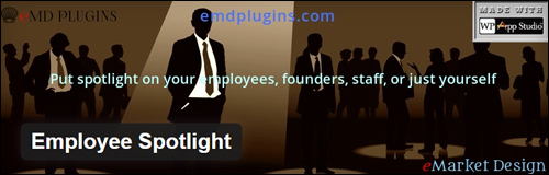 Employee Spotlight - WP Staff Directory Plugin