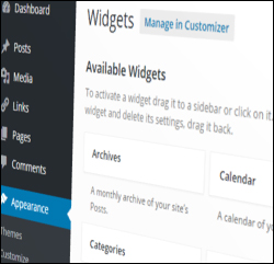 How To Add And Configure WordPress Widgets In Your Website