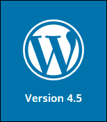 WordPress v. 4.5